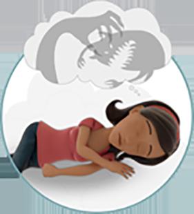 Hypnagogic Hypnopompic Hallucinations female